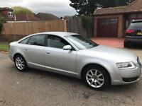 Lovely audi A6 low mileage Full service history