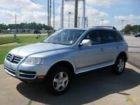 2004 Volkswagen Touareg V6 NAVIGATION/LEATHER/SUNROOF City of Toronto Toronto (GTA) Preview