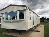 Static caravan for private sale at Tattershall Lakes Lincolnshire not Skegness Butlins Southview