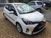 Toyota Yaris Hybrid. 1.5L. £0 Road Tax!