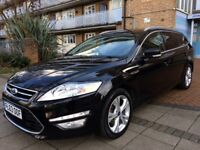 2014 FORD MONDEO TITANIUM X BISSNES EDITION SAT NAV FULL SERVIS HISTORY HPI CLEAR PX WELCOME