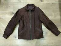 Men's brown jacket