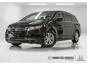 2016 Honda Odyssey EXL RES - DVD - 8 PASSAGERS -