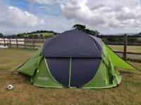 4 man pop up tent