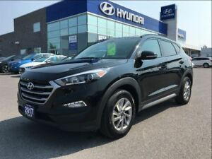 2017 Hyundai Tucson SE 2.0 *LEATHER-PANORAMIC SUNROOF*