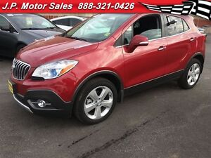 2015 Buick Encore Convenience, Automatic, Leather, Sunroof, Heat
