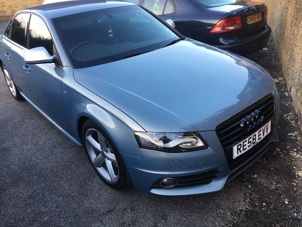 audi a4 b8 2 0 tdi s line in maidstone kent gumtree. Black Bedroom Furniture Sets. Home Design Ideas