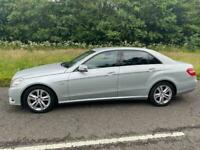 AUTOMATIC DIESEL MERCEDES E350 BLUE-CY AVANTGARDE 3.0L V6 (2010) year Mot full leather seats