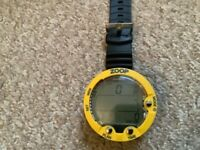 Diving equipment..Suunto Zoop ( Brand New ) Air / Nitrox dive computer
