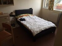 Furnished double room to rent £120 per week