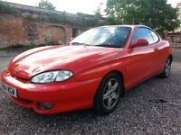 Hyundai COUPE = AUTOMATIC GEARBOX = EXCELLENT RUNNER