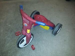 Radio flyer 2 in 1 Trike Tricycle