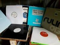 Joblot of dance records