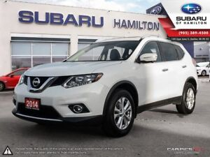 2014 Nissan Rogue SV ONE OWNER | SUNROOF | REAR CAMERA