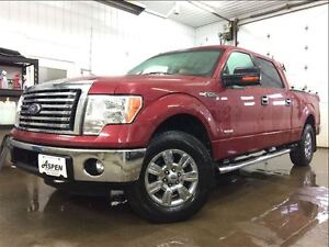 2011 Ford F-150 XLT-ECOBOOST, REMOTE START, SYNC, TOW PKG, REAR