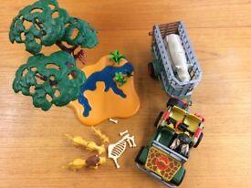 Playmobil Safari Sets