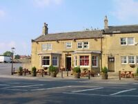 Live in joint management couple required to run the Emmott Arms, Rawdon, Leeds LS19 6PP