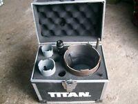 Titan Core Cutter