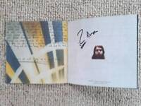 Signed Biffy Clyro Infinity Land CD