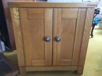 Solid wood cd cabinet