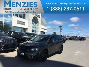 2015 Dodge Journey SXT Blacktop, Bluetooth, Clean Carproof