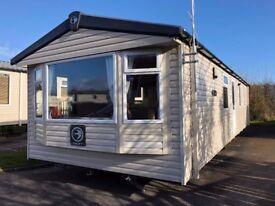 Static caravan for sale in Tenby