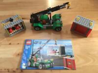 LEGO City Container Stacker 7992