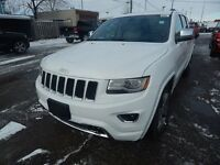 2015 Jeep Grand Cherokee **2015 BRAND NEW** DIESEL, OVERLAND, LO