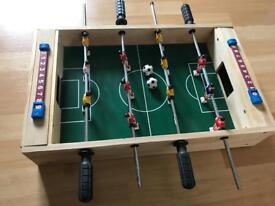 Mini Foosball Table Football
