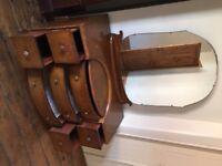 Vintage Wooden Dressing Tables