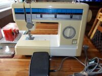 (Jones) Sewing Machine (VX360) Look****
