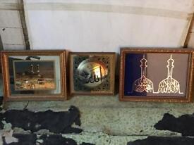 Islamic Art Framed