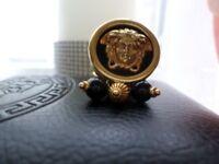 Versace men's ring