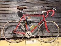 58cm (L) Gitane steel road bike