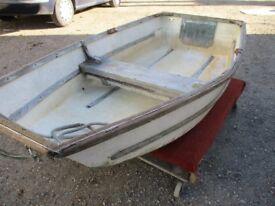 7ft grp pram dinghy