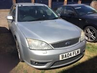 Ford Mondeo ST220 2004 3.0 V6 VGC CAT D needs new NS Wing Future Classic!