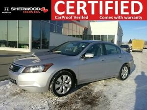 2008 Honda Accord EX| SUNROOF| AC| CRUISE| ACCIDENT FREE