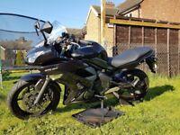 Kawasaki ER6F ABS Black, Great condition