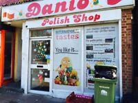 Polish Shop For Sale