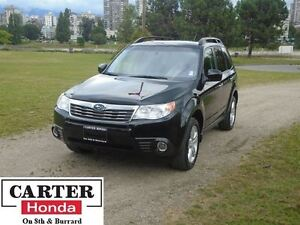 2010 Subaru Forester 2.5 X Limited Package + LEATHER + SUNROOF +