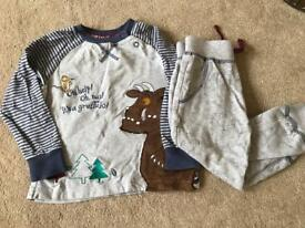 Gruffalo outfit 12-18 months