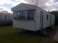 QUICK SALE NEEDED - STATIC CARAVAN FOR SALE - KEYS DROPPED OFF FRIDAY 17/02/17 ONLY £6976