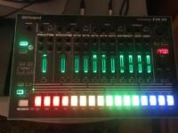 Roland TR-8 with 707 expansion pack (mint condition)