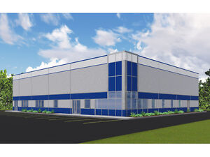 NEW WAREHOUSE/OFFICE SPACE IN HALIFAX LOGISTICS PARK