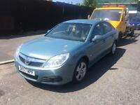 Vauxhall Vectra 1.9 Cdti 120 6 Speed 57 Plate Breaking For parts M32