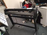 Vinyl signmakers cutter plotter, full working order