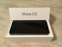 iPhone 5S, 16Gb, boxed, plus stand/dock, Brand new screen. Double Bay Eastern Suburbs Preview