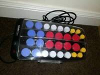 Babyliss headed rollers