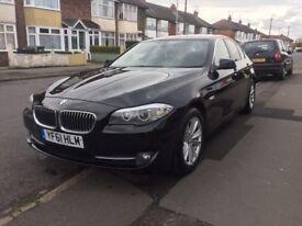 BMW 5 Series 2.0 520d Efficient Dynamics 4dr