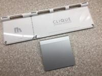 Genuine Apple trackpad with CLIQUE keyboard/trackpad dock (Mac)
